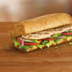 Oven Roasted Chicken (Footlong)