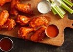 Traditional Wings (HHM, 5 Piece)