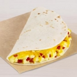 Breakfast Soft Taco (Egg and Cheese)