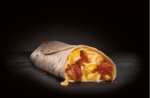 Bacon & Egg Burrito