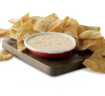 Small Chips & Queso