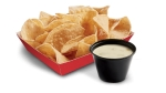 Chips & Queso Dip