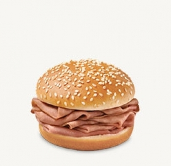 Jr Roast Beef Sandwich