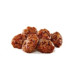 Honey Bbq Boneless Wings (6 Piece)