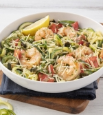 Zucchini Shrimp Scampi (Regular)
