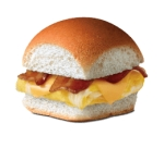 Breakfast Slider (w/ Bacon, Egg & Cheddar Cheese)