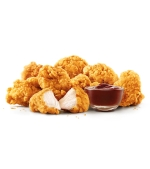 Spicy Jumbo Popcorn Chicken (Medium)