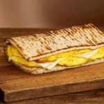 Egg White & Cheese Flatbread