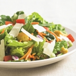 House Salad (BBQ Ranch Dressing)