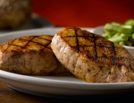 Grilled Pork Chops (Double)