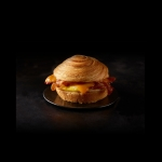 Double-Smoked Bacon Cheddar & Egg Sandwich