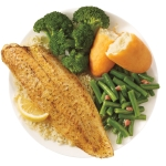 Lemon Pepper White Fish