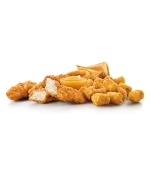 Super Crunch Chicken Strips (5 Piece)