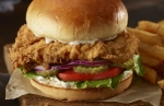 Crispy Buttermilk Chicken Sandwich